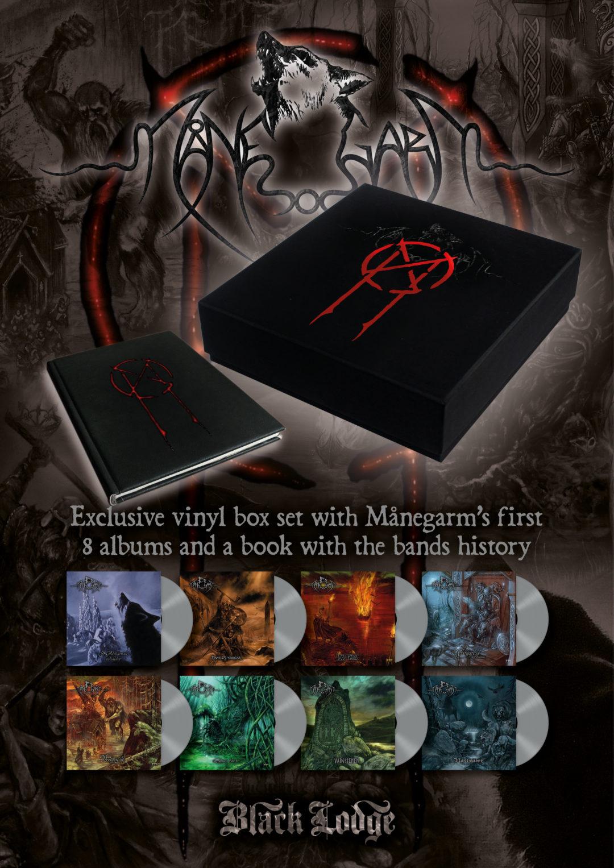 Månegarm – Boxset & Book