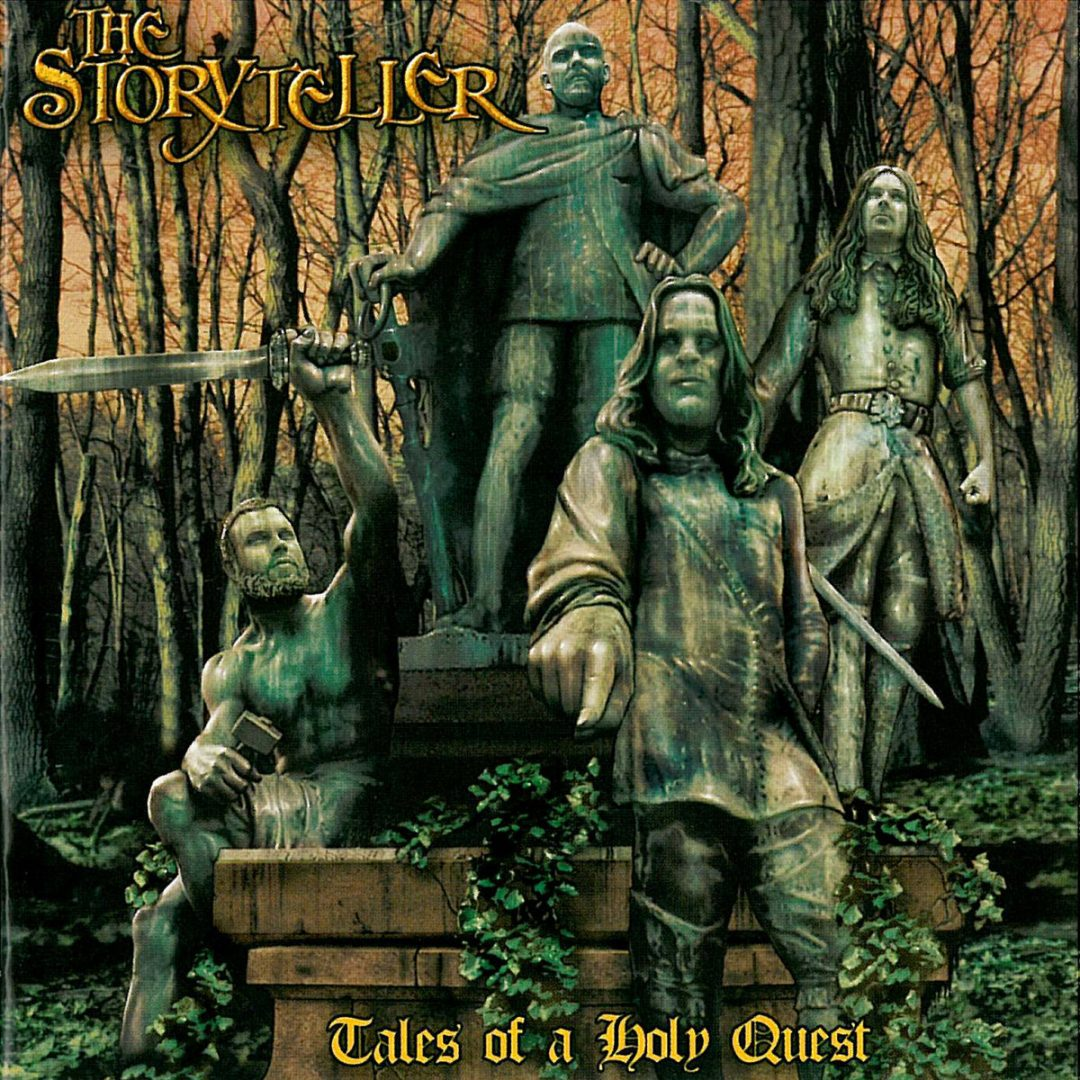 Storyteller – Tales of a Holy Quest