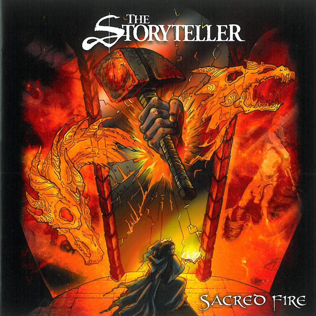 Storyteller – Sacred Fire