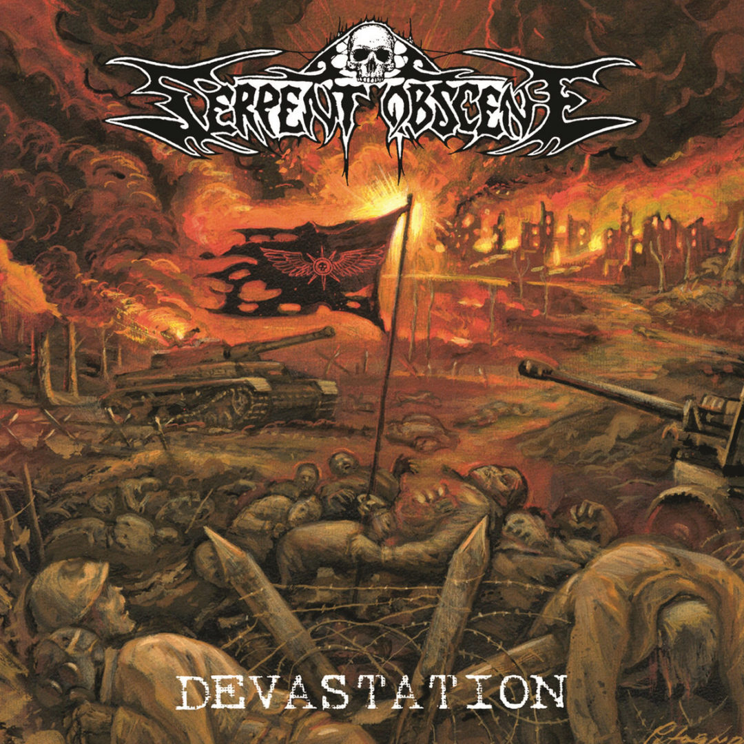Serpent Obscene – Devastation