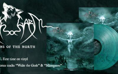 Månegarm – Legions of the North – Finally on vinyl