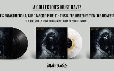 ELEINE releases DIE FROM WITHIN on vinyl