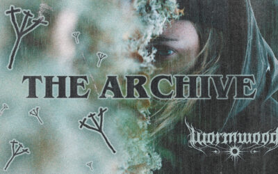 """Join Wormwood on a post-apocalyptic journey in the new video for """"The Archive"""""""